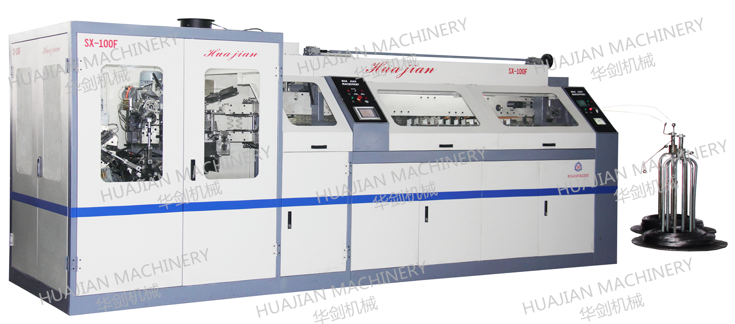 SX-100F FULLY DIGITAL TRANSFER LINE FOR OPEN COIL UNITS